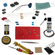 3 Projects in 1 Soldering Trainer Kit