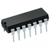 74HC93 - 4 Bit Binary Counter