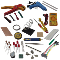 25 in 1 Advanced Soldering Kit