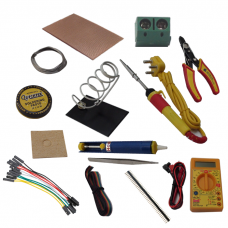 15 in 1 Engineers Soldering Kit
