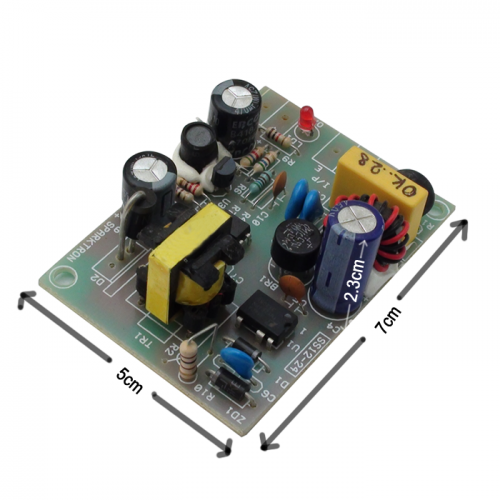 Introduction To Switched Mode Power Supply Smps Circuits Short Circuit