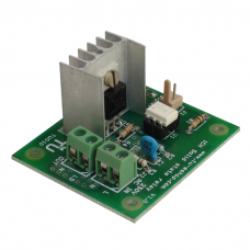 Single Channel Solid State Relay 230VAC/4-16A, 5-12V DC