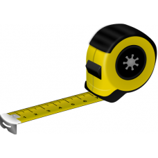 Steel Pause and Lock Measuring Tape 5m