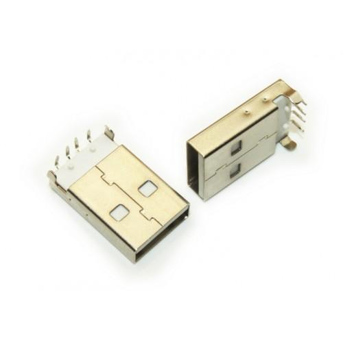 Mini USB PCB Mount Male Connector Jack
