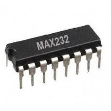 MAX232 RS-232 to TTL Converter IC