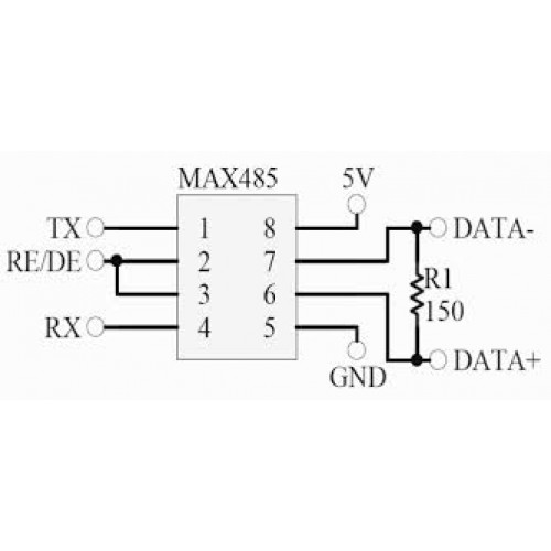 max485- low-power- transceivers-for- rs-485  rs-422