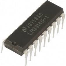 LM3914 Dot/Bar Display Driver IC