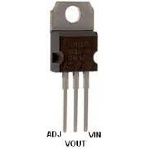 LM338 5 Amp Adjustable Voltage Regulator IC