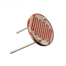 Light Dependent Resistor LDR 10mm