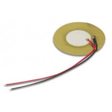 Piezoelectric 27mm Sound Disc with Leads