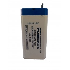 4V/1Ah  Lead-Acid Battery