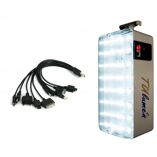 Emergency Light With Mobile Charger Tulumen15 Pb