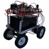 Infrared Controlled 4-Wheel BOT Construction Set