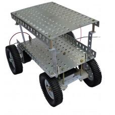 88 Part 4-wheel Robot Vehicle Kit