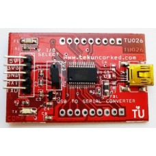 USB to RS232/ UART Data Converter Kit