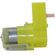 BO 160 rpm Single Shaft Plastic Gear Motor