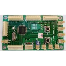 Renesas R8C25 Target Board