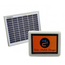 Solar Charger for Mobile and Power Bank Battery