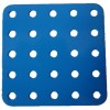 64x64 mm Perforated Plate for Robot Frameworks